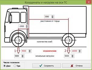 TruckLoader - Как избежать лишения прав и штрафов за перегруз осей?